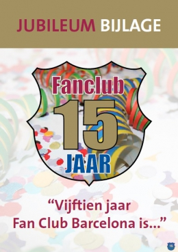 Cover jubileum uitgave 15-3